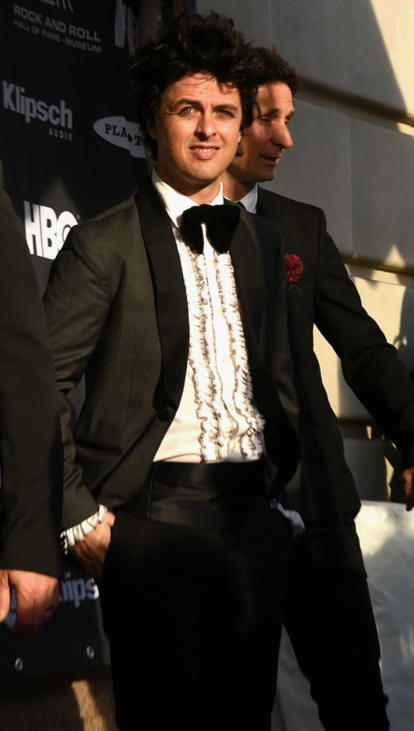 Billie Joe Armstrong defende que o tópico deve deixar de ser tabu (Foto: Getty Images)