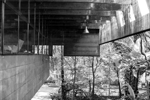 'Casa Butantã', o novo livro de Paulo Mendes da Rocha (Foto: Divulgação)