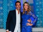 Termina o namoro de Ticiane Pinheiro e César Tralli: 'Continuamos amigos'