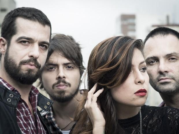 Pitty e banda abrem evento em São José do Rio Preto (Foto: Divulgação / Daryan Dornelles)