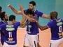 Cruzeiro vence sem dificuldades, e Sesi perde segunda colocação