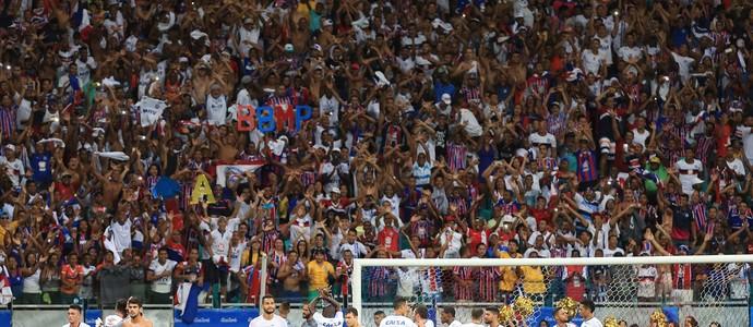Arena Fonte Nova; Bahia x Vasco (Foto: Felipe Oliveira/Divulgação/EC Bahia)