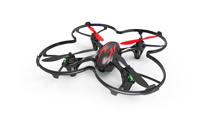 Drone com distância de 100 m (Foto: Divulgação/Husban)