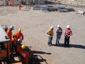 Mercado tem vagas para engenheiro civil e mecânico.  (Foto: Romero Mendonça/Secom)