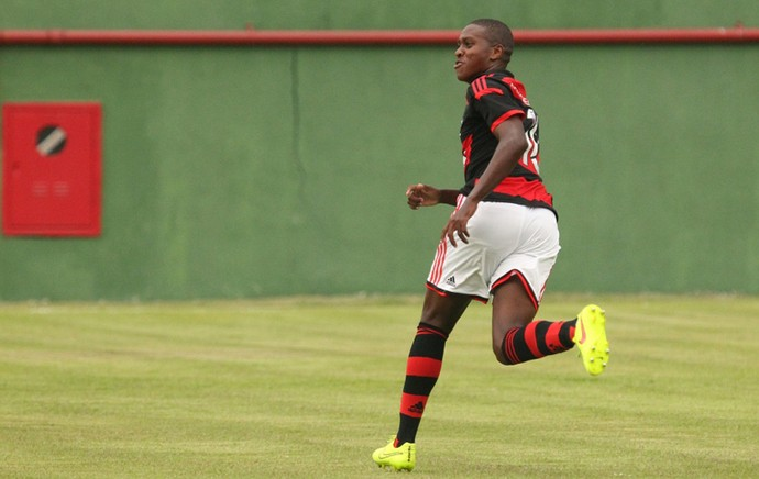 Jajá, joia 2015 Flamengo (Foto: Gilvan de Souza / Flamengo)