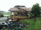 Sobe para 19 o número de cidades com danos causados pela chuva