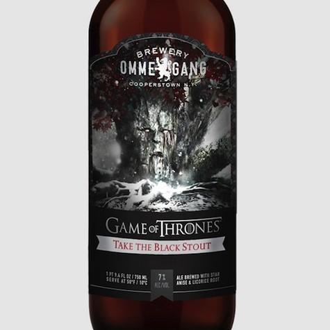 Cerveja temática de 'Game of Thrones' (Foto: Reprodução da internet)