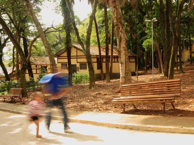Parque da Água Branca não poderá ter mais obras (Foto: Ardilhes Moreira/G1)
