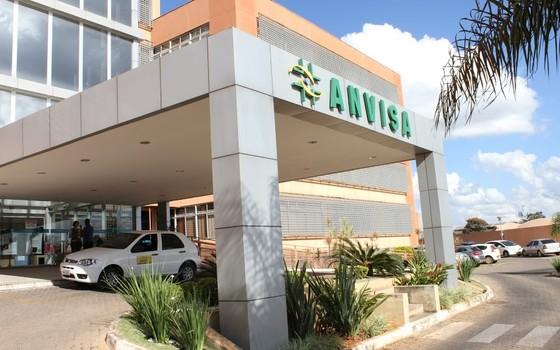 Fachada da Anvisa (Foto: Banco de Fotos Anvisa)