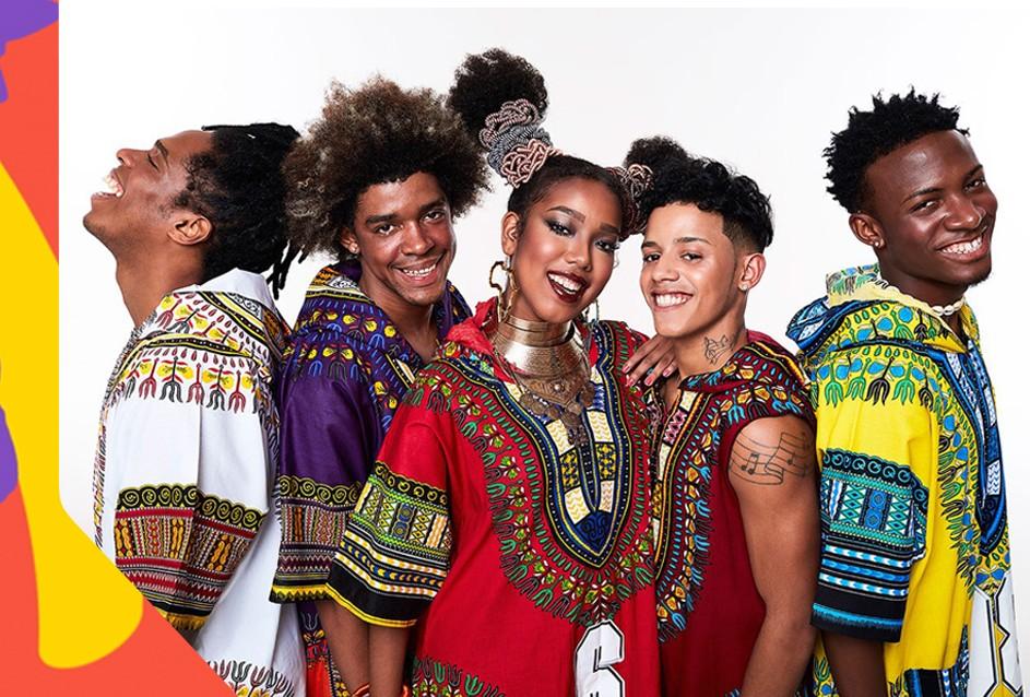 Só na coreô! Dream Team do Passinho apresenta o TVZ Ao ...
