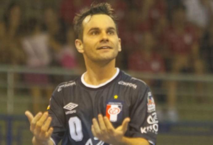 Deives Joinville Mossoró Taça Brasil de Futsal (Foto: Divulgação)