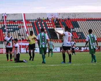 Vasco-AC x Alto Acre 6ª rodada Campeonato Acreano 2016 (Foto: Duaine Rodrigues)