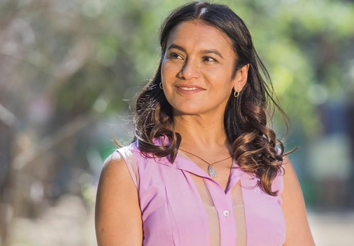 O futuro de Beatriz será na política (Foto: Caiuá Franco/ Globo)