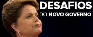 DESAFIOS: Presidente reeleita terá de concluir preparação das Olimpíadas
