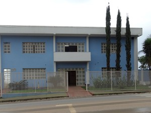 fachada prefeitura de córrego fundo (Foto: Prefeitura de Córrego Fundo/Divulgação)