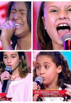 Fernanda Souza e mais famosos comentam estreia do 'The Voice Kids'