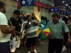 Alagoanos com destino a polos de carnaval lotam rodoviária de Maceió