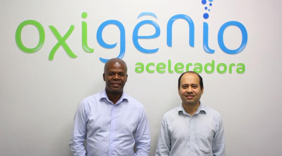 Clovis dos Santos e Ronaldo Pereira, proprietários da Inytcer e criadores da Atendente Virtual (Foto: divulgação)