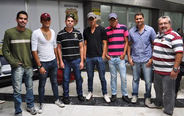 Delegação de MS vai participar de treinamentos no Rio (Foto: Edson Cavalli/ADD-MS)