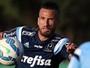 Leandro Pereira assina contrato com o Palmeiras e inicia treinos nesta quinta