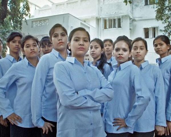 """Algumas das alunas da """"School For Justice""""  (Foto: Divulgação)"""