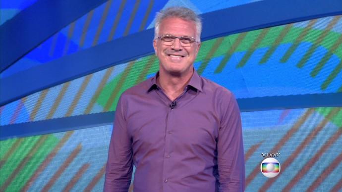 Pedro Bial (Foto: TV Globo)