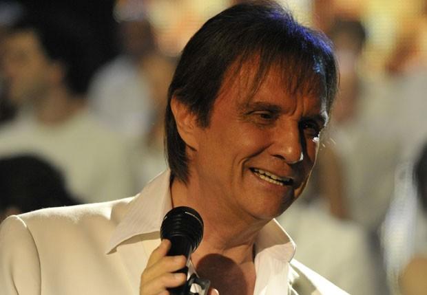 Roberto Carlos (Foto: Divulgação/TV Globo)