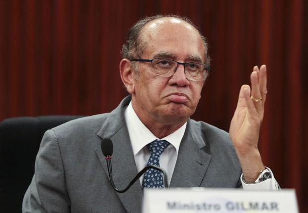O ministro do STF Gilmar Mendes (Foto: Marcello Casal Jr/Agência Brasil)