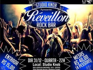 Réveillon Rock Bar (Foto: Divulgação)