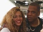 'Absolutamente não', diz Jay-Z sobre a suposta gravidez de Beyonce
