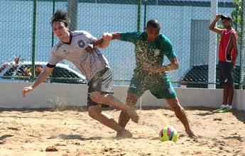 Rio Branco-ES goleia o Gama pela Pré-Copa Brasil de futebol de areia