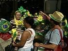 Rio de Janeiro se prepara para receber a final da Copa das Confederações