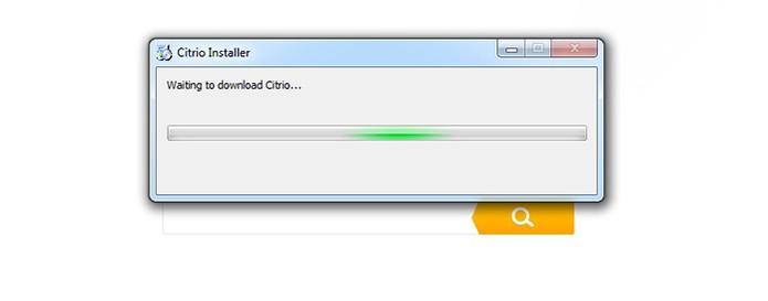 Instalação do navegador Citrio (Foto: Reprodução/Barbara Mannara)