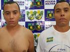 Gêmeos são presos após furtarem alimentos e dinheiro de casa em MT
