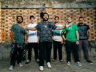 Banda de reggae Onze:20 se apresenta em Três Rios, RJ
