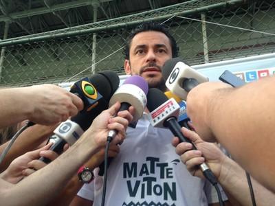 Laranjeiras - Entrevista Fred Fluminense (Foto: Sofia Miranda)