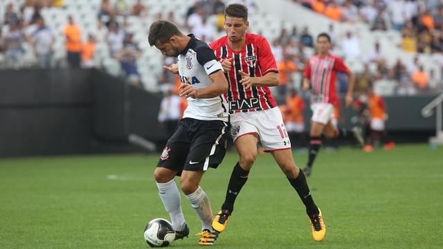 Resultado de imagem para São Paulo x Corinthians 2016