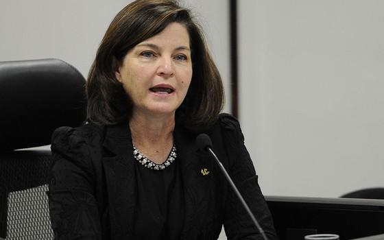 Raquel Dodge foi nomeada procuradora-geral da República pelo presidente Michel Temer (Foto: Agência Brasil)