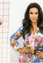 Scheila Carvalho clareia os cabelos e aumenta os fios em 45 centímetros