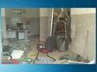 Grupo explode caixa eletrônico em Juazeirinho, na Borborema da Paraíba