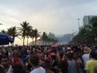 Banda de Ipanema reúne 90 mil foliões em desfile, diz Riotur