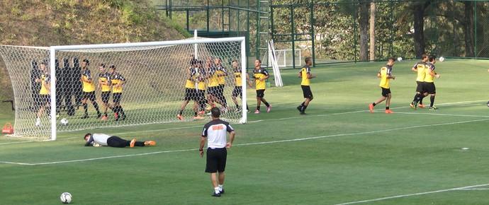 Treino Atlético-mg (Foto: Fernando Martins Y Miguel)