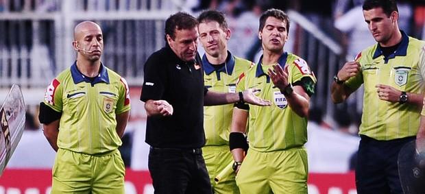 cuca atlético-MG Corinthians (Foto: Marcos Ribolli / Globoesporte.com)