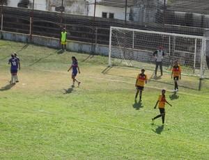 São Francisco-BA goleia Monamy no estádio Juvenal Lamartine (Foto: Klênyo Galvão)