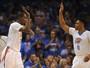 Durant e Westbrook são multados pela NBA por violações nos playoffs