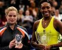 Em 'saideira', Clijsters duelará contra Venus para se despedir das quadras