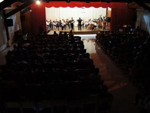 Concerto especial em homenagem as mães (Foto: Divulgação)