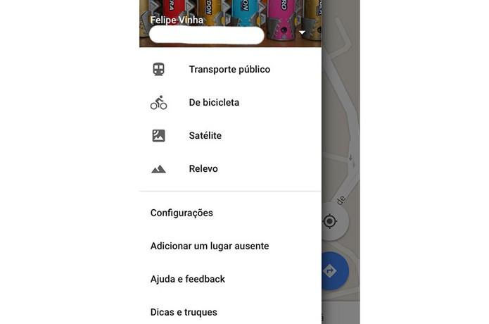 Baixe mapas no Google para economizar dados e bateria em Pokémon Go (Foto: Reprodução/Felipe Vinha)