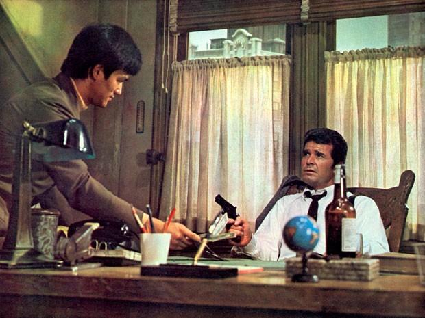 Bruce Lee em 'Detetive Marlowe em ação' (Foto: Divulgação)