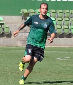 Tiago Luís; América-MG (Foto: Divulgação/AFC)